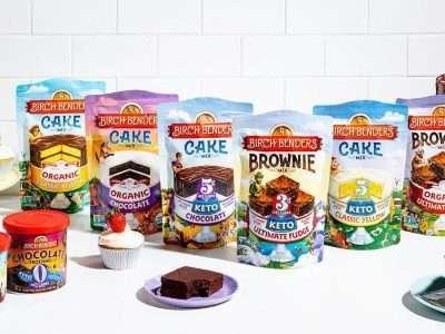 Birch Benders Keto Cake and brownie Mixes