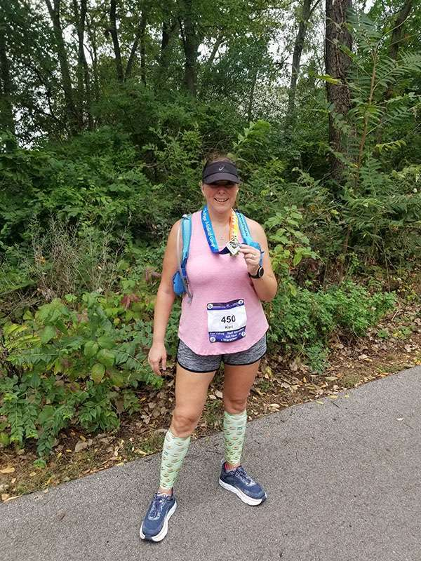 How I Ran My First Half Marathon On a Ketogenic Diet